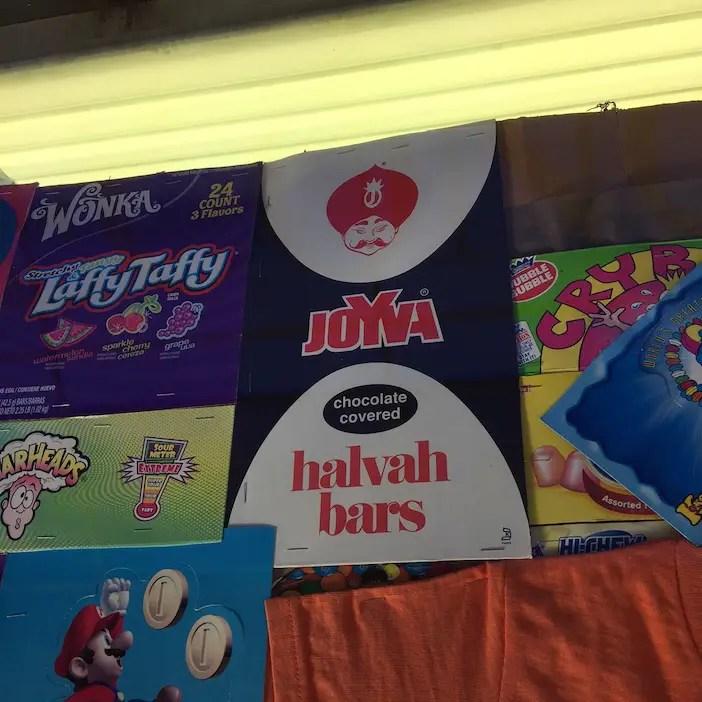 Economy Candy on Rivington Street