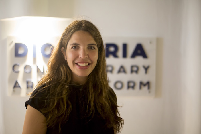 Marina Vranopoulou, the visionary behind Mykonos' newest art space Dio Horia