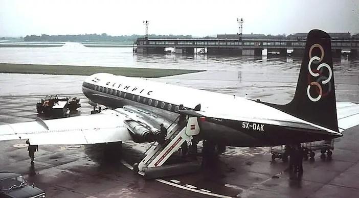 Olympic Airways