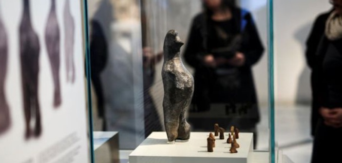 Mystery Statuette Baffles Archaeologists in Greece