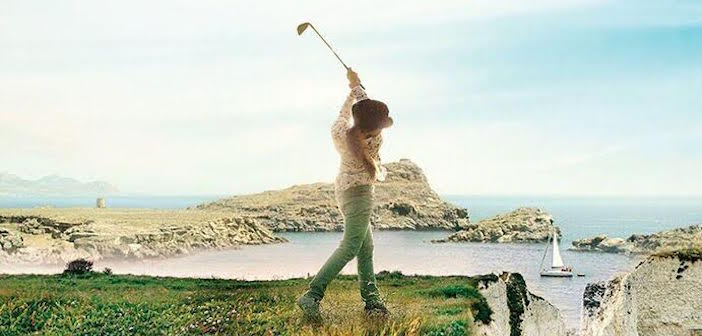 Swing Away: Golf Film Set in Greece on Nationwide Release