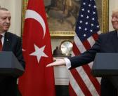 "Trump ""Honored"" to Welcome Turkey's President Erdogan at White House; Fails to Mention Human Rights"