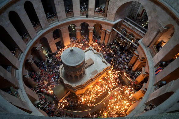 National Geographic Museum Opens 'Tomb of Christ' Exhibition in Washington DC