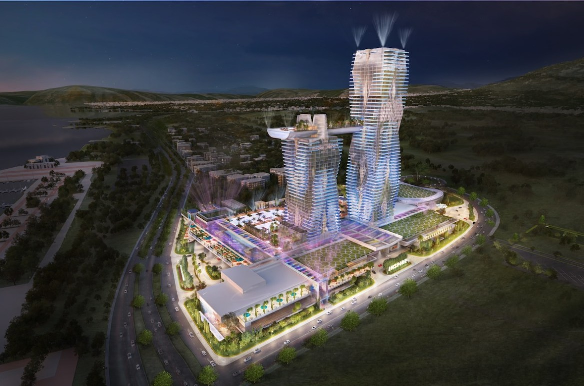 Mohegan gaming ready to break ground on $1b greece integrated resort casino