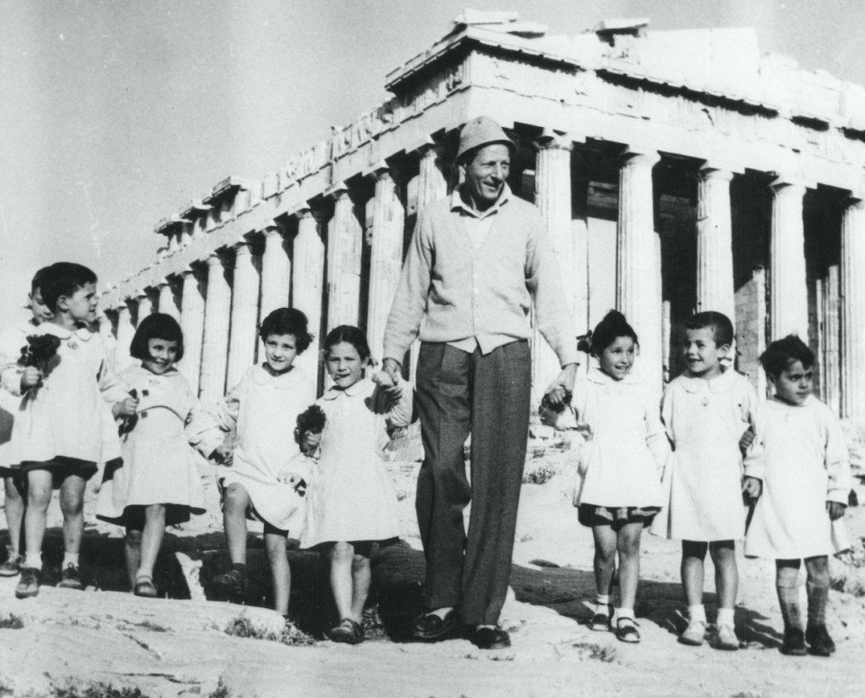 Greece Cold War Orphans