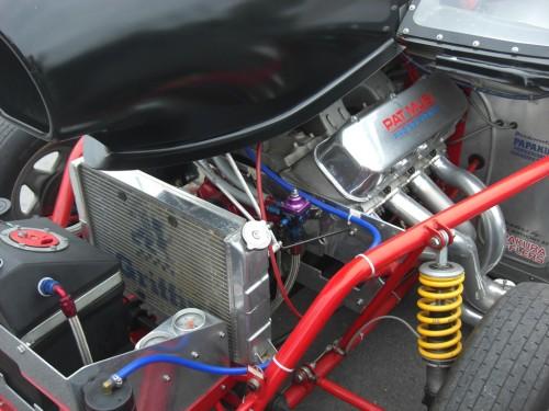 dragster-engine