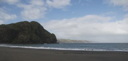 whatipu-beach