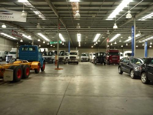 van kamion bőven, várják a közúti szállítmányozás fellendülését
