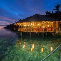 Unique Kitchen Islands Kitchenaid Appliances Restaurant Raja Ampat - Papua Explorers Resort