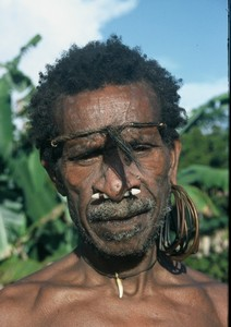 Kombai-Papua canibals