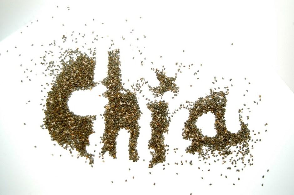 superfood nasiona chia