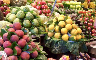 Frutas = Salud