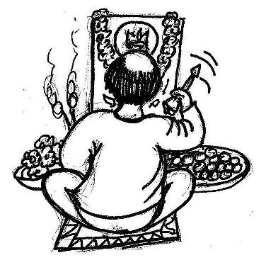 God: Translation of a Bengali Short Story of