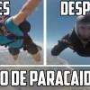 Curso de Paracaidista!
