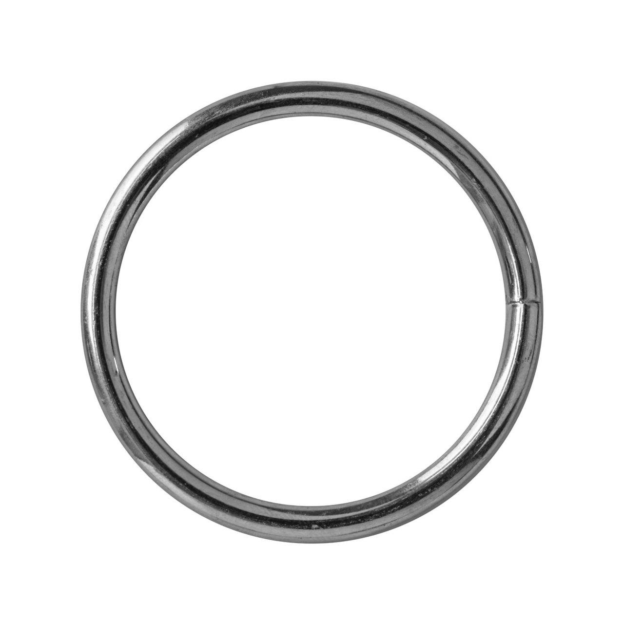 O Ring Staal Vernikkeld 30 X 4mm