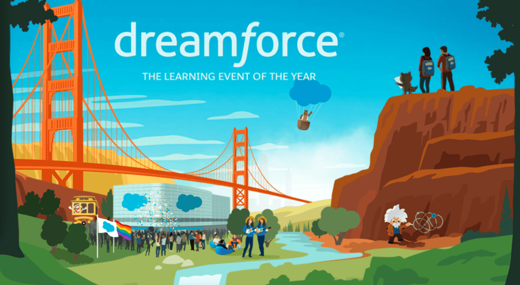 Dreamforce el evento anual de Salesforce