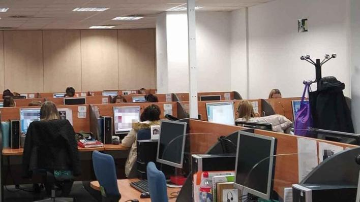 México: Call center electoral