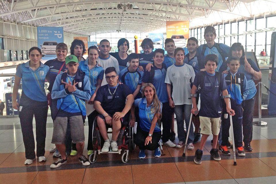 Los juveniles se prueban en Medellín
