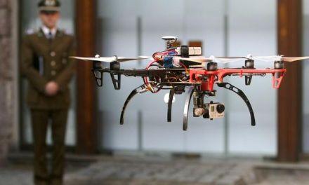 ¿Drones para los Paralímpicos de Tokio?