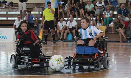 Conocé a Powerchair Football Argentina
