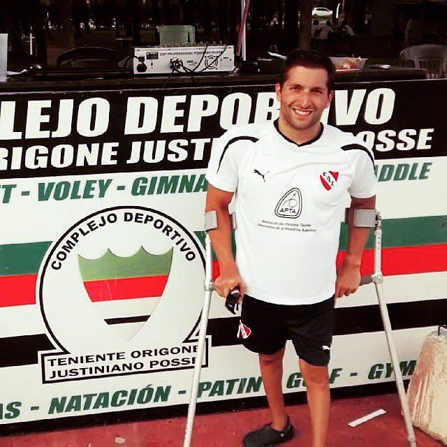 Ariel Quassi, un pilar de la natación paralímpica argentina