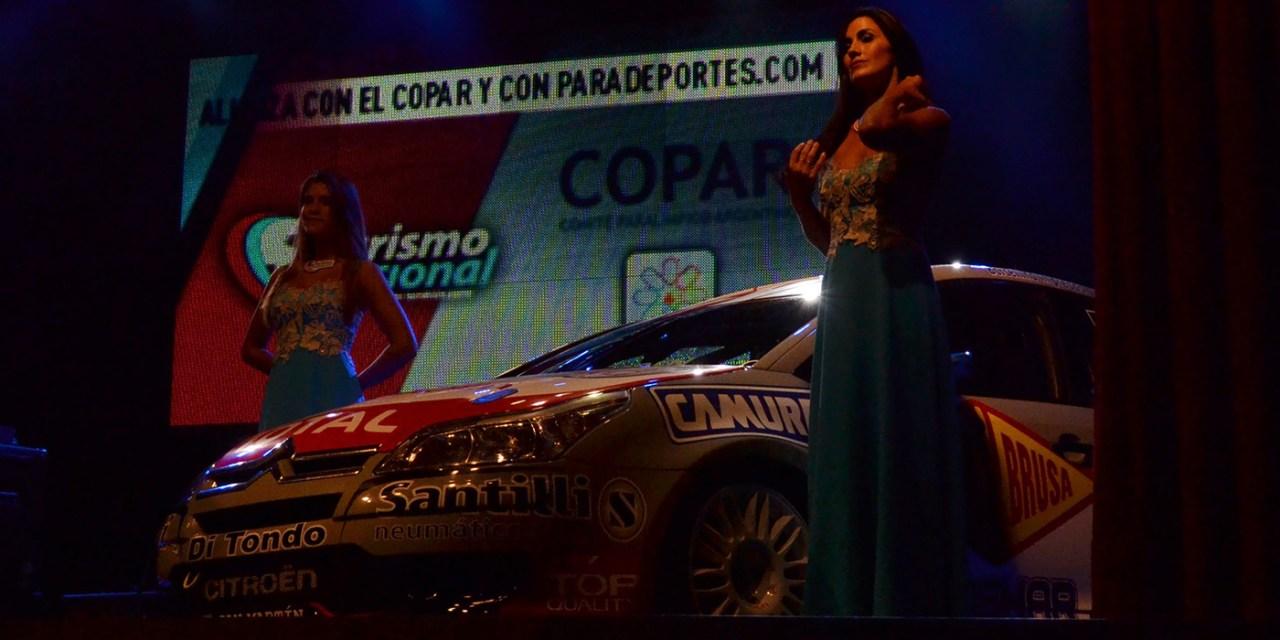 Se presentó la alianza entre el Turismo Nacional, el Copar y el sitio paradeportes.com