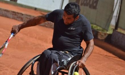 """Robinson Méndez, el campeón: """"Recuperé mi tenis y estoy feliz"""""""