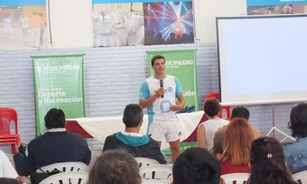 Congreso Nacional de paracanotaje en Córdoba