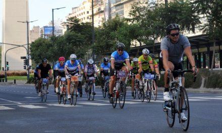 El ciclismo adaptado, presente en el Gran Fondo de Buenos Aires