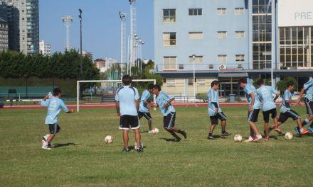 Fútbol 7: Pasó una nueva concentración
