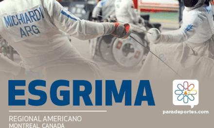 Esgrima: Argentina ya está en Canadá