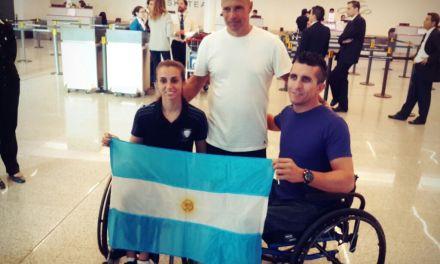 Paracanotaje: Sardón y Díaz hicieron podio en Alemania