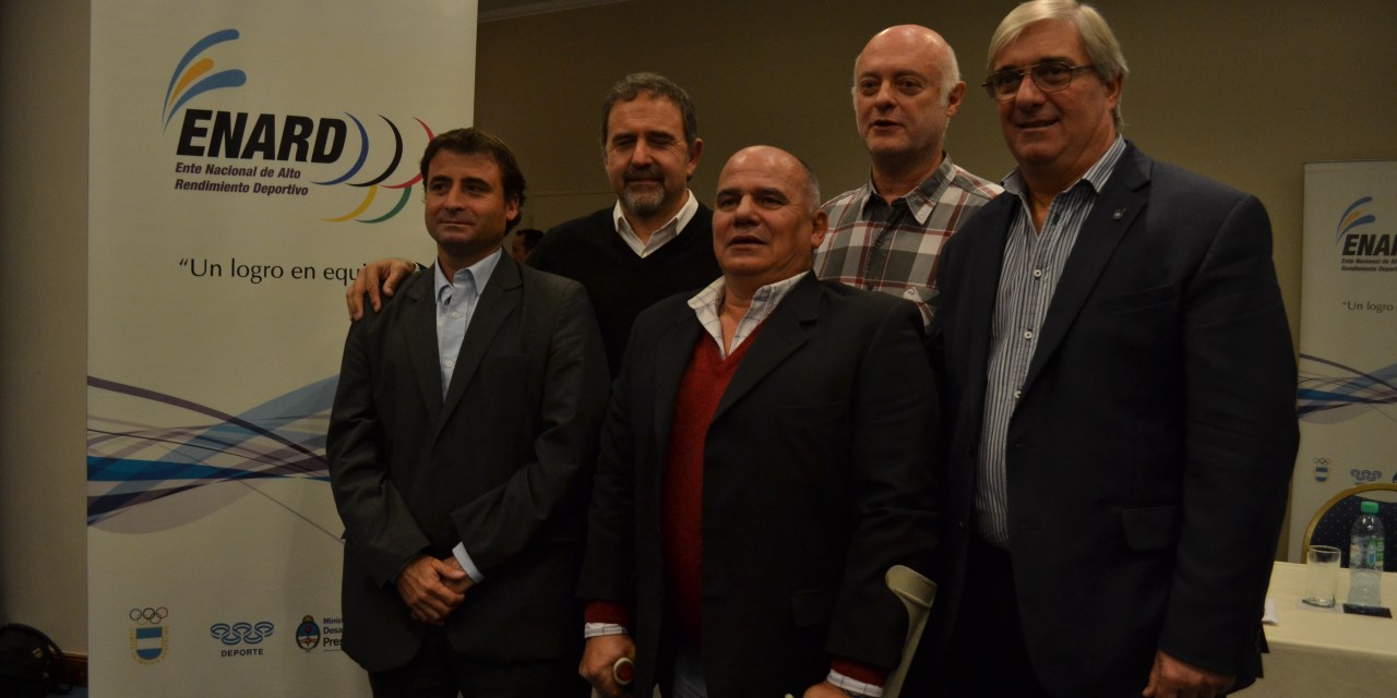 La delegación Argentina lista para Toronto 2015