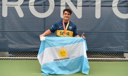 Fernández es oro puro y ya sueña con una medalla en Río