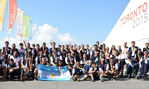 Balance positivo para Argentina en Toronto