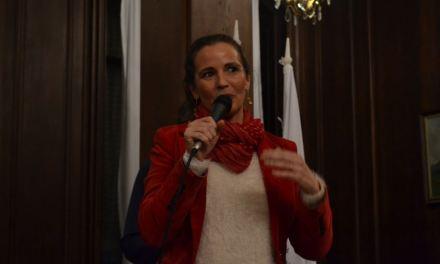 """La diputada Victoria Morales Gorleri recibió a los atletas paralímpicos: """"Son un ejemplo para nuestra sociedad"""""""