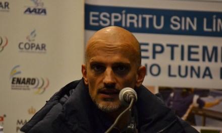 """Guillermo Marín: """"Me encantaría poder conectar al deporte adaptado con la sociedad"""""""