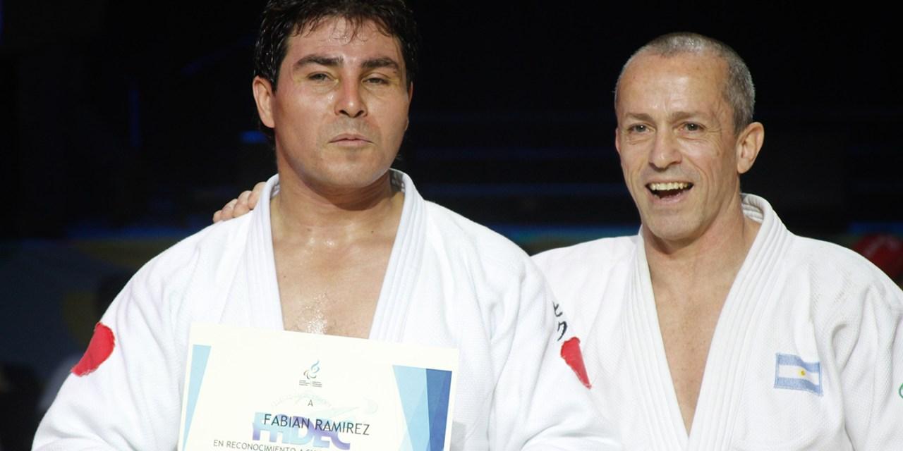 Judo adaptado: un largo camino hacia Rio 2016