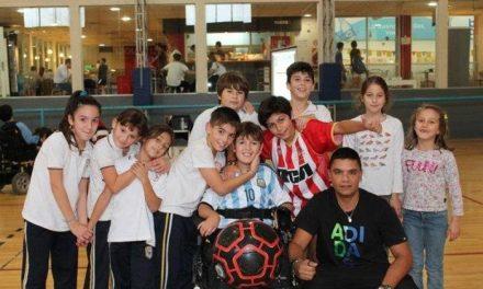 Fundación Powerchair Football Argentina llegó a La Plata y Bahía Blanca