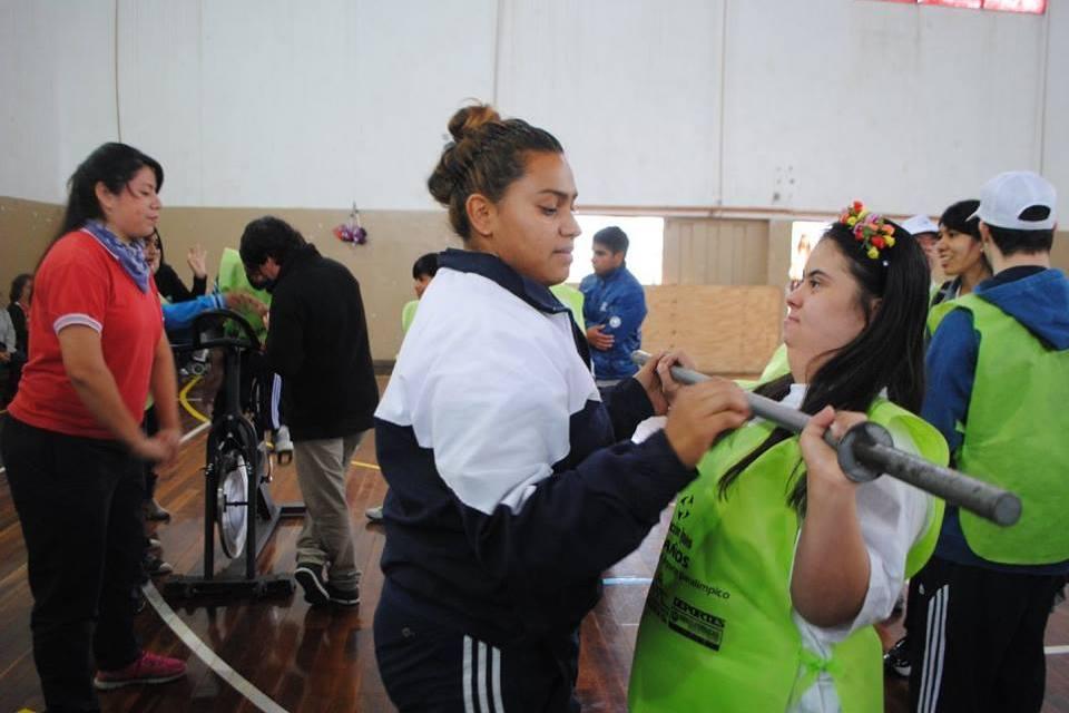 Fundación Iguales festejó sus 10 años a puro deporte
