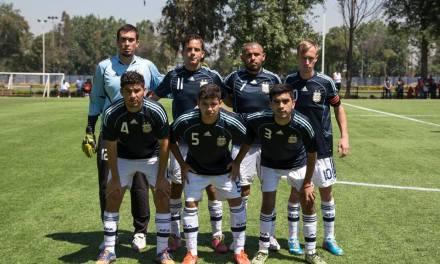 Los Tigres, finalistas en Chile