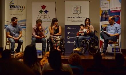 Exitoso final de la Academia Paralímpica Argentina