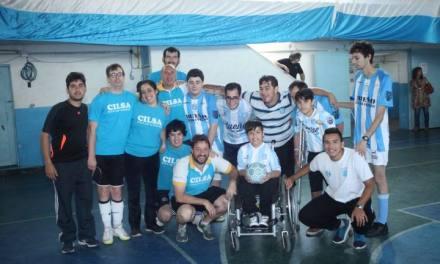 Racing Integrado celebró sus 20 años
