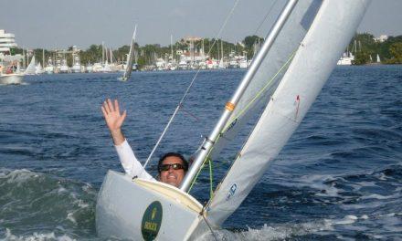 Vela: Fernández Ocampo escala posiciones en Miami