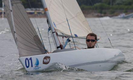 Vela adaptado: Sáez Raffaelli, primer puesto en Mar del Plata