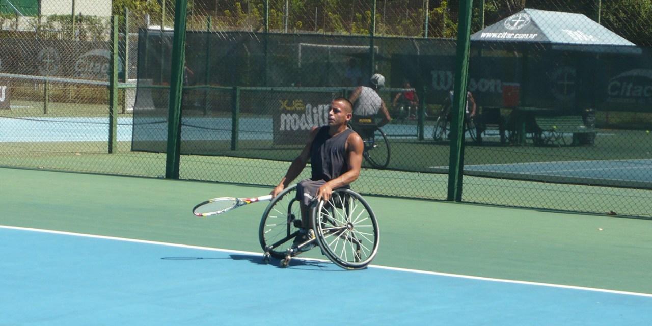 Tenis adaptado: final argentina en Vicente López