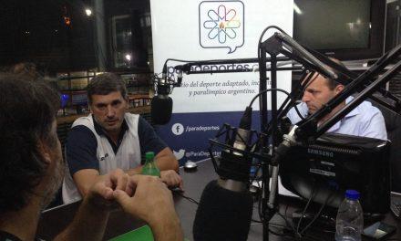"""Carlos Cardarelli: """"Soñamos con hacer un gran papel en Río 2016"""""""