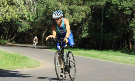 Paratriatlón: Geny compite en Sarasota, pensando en Río