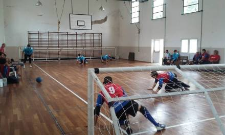 Goalball: APANOVI, a semifinales