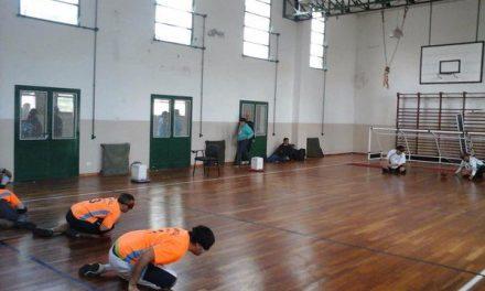 Goalball: Ya están los semifinalistas del Metropolitano